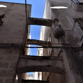 SENZA UMANI… il centro storico di Monopoli – WITHOUT HUMAN … the historic center of MONOPOLI