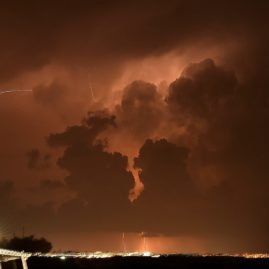 My FIRST … LIGHTNING in Monopoli
