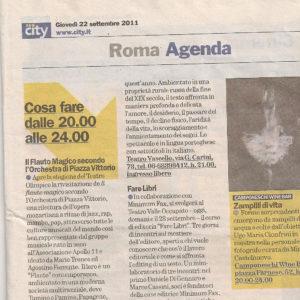 City Roma ... particolare