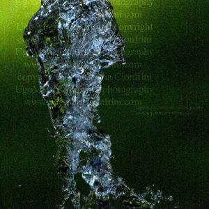 CONO DI ... GELATO  zampillo d'acqua della serie degli Zampilli di ... Vita